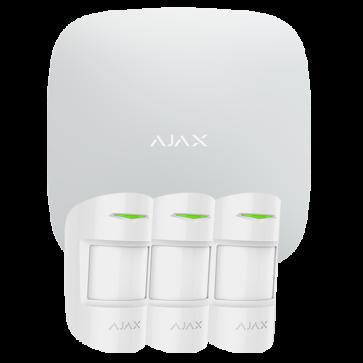 kit alarme AJAX 3x DETECTEURS