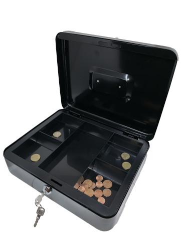 Caisse à Monnaie avec 5 compartiments 30cm