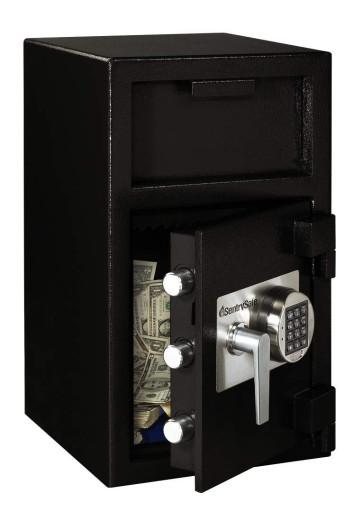 Coffre dépôt sentry safe DH109E