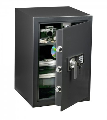 Coffre fort de sécurité essential HES 90 avec serrure électronique