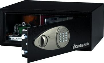 Coffre fort de sécurité X075 Porte Ouverte