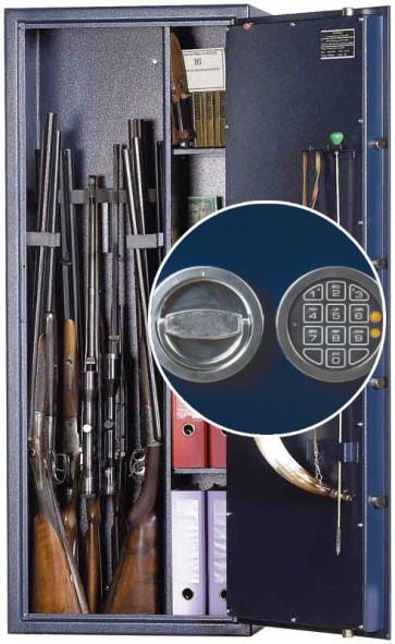 Armoire avec serrure électronique VDS