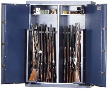 Coffre fort WT634 pour fusils
