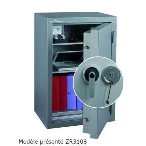 Coffre fort ignifuge 30 minutes paier ZR3283G1 Serrure à clés