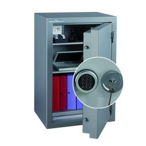Coffre fort Ignifgue 30 minutes Papier ZR3108G6 Serrure à clés + Electronique