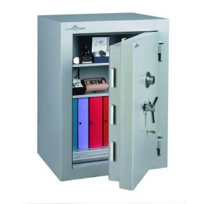 Coffre fort Ignifgue 30 minutes Papier ZR5129G7 Serrure à clés + disques