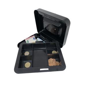 Caisse à Monnaie avec 5 compartiments 20cm