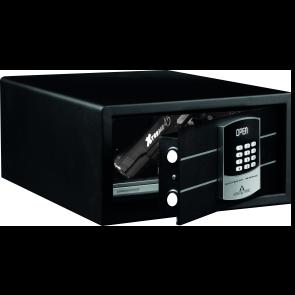 Coffre fort de sécurité pour arme de poing HS458-02 Serrure Electronique + clés de secours