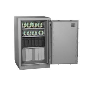 Armoire ignifuge MAGENETIQUE MEDIA DUO 1280 Serrure Electronique