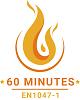 Ignifuge 60 MIN