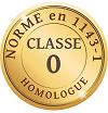 NORME EN 14450 CLASSE 0