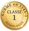 NORME EN 14450 CLASSE 1