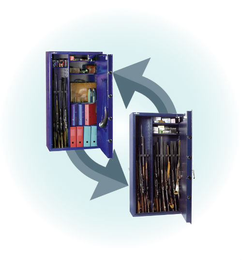 armoire armes WT430 modulable
