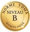 NORME VDMA CLASSE B